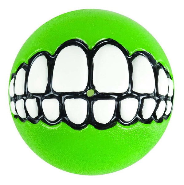Rogz Grinz Treat Ball Small 2in.