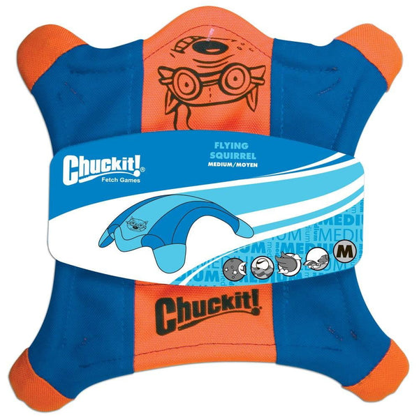 Chuckit! Flying Squirrel Medium.