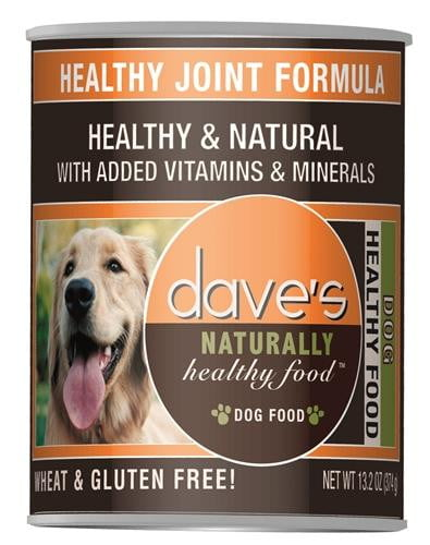 Daves Naturally Healthy, Healthy Joint Formula   Case of 12.