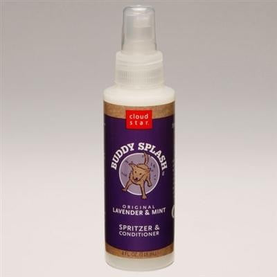 Cloud Star Buddy Splash Original Lavender & Mint Dog Spritzer & Conditioner, 4-oz. spray
