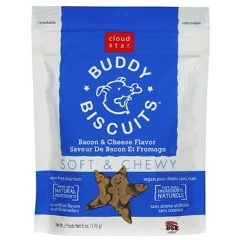 Cloud Star Chewy Buddy Biscuits-Cheddar.