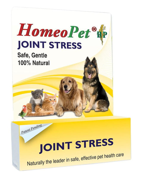HomeoPet Joint Stress bottle 15ml.