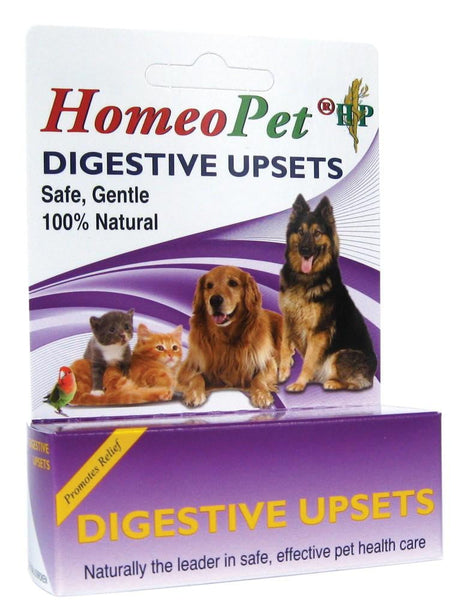 HomeoPet Digestive Upsets bottle 15ml.