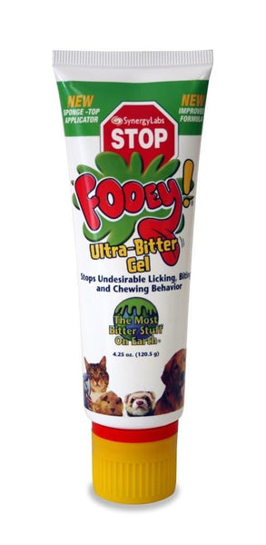 SynergyLabs Fooey Ultra-Bitter Gel 4oz.