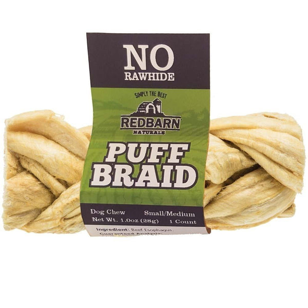 Redbarn Puff Braid Small-Medium 18ct.