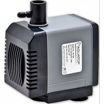AQUATOP Aquarium Submersible Pump 118gph.