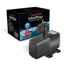 AQUATOP SWP-3300 Submersible Pump 977GPH.