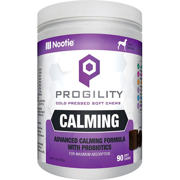NOOTIE DOG PROGILITY MAX CALM MELATONIN 90 COUNT.