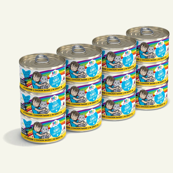 BFF Cat Omg Cloud 9 Chicken 2.8 Oz. Case of  24 (Case of  24).