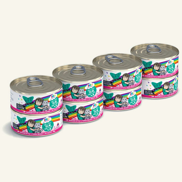 BFF Cat Omg Tell Me Tuna 5.5 Oz. Case of  24 (Case of  24).