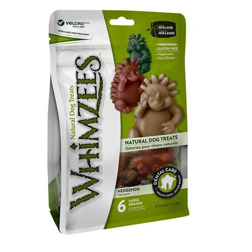 Whimzees Hedgehog Large 12.7 oz..
