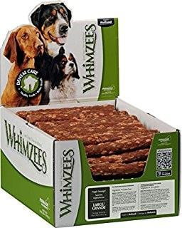 Whimzees Bulk Box Veggie Sausage S 150 Count.