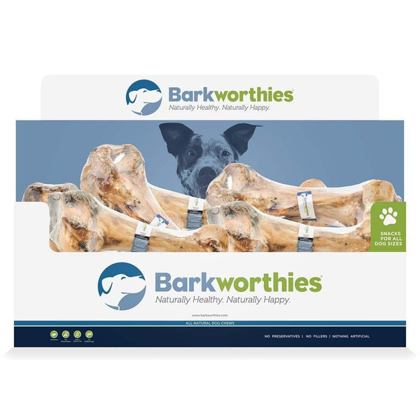 Barkworthies Femur Bone (Large Bulk Box) (SW) Sold As Whole Case Of: 5.