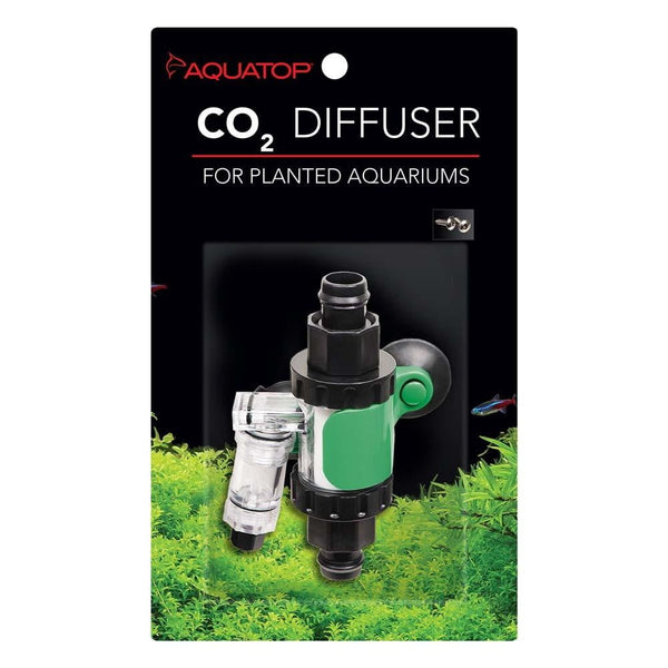 Aquatop CO2 Diffuser Add-On for Canisters - Leaderpetsupply.com