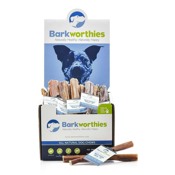 Barkworthies Beef Gullet - Sticks - 6''   Sold As Whole Case Of: 12.