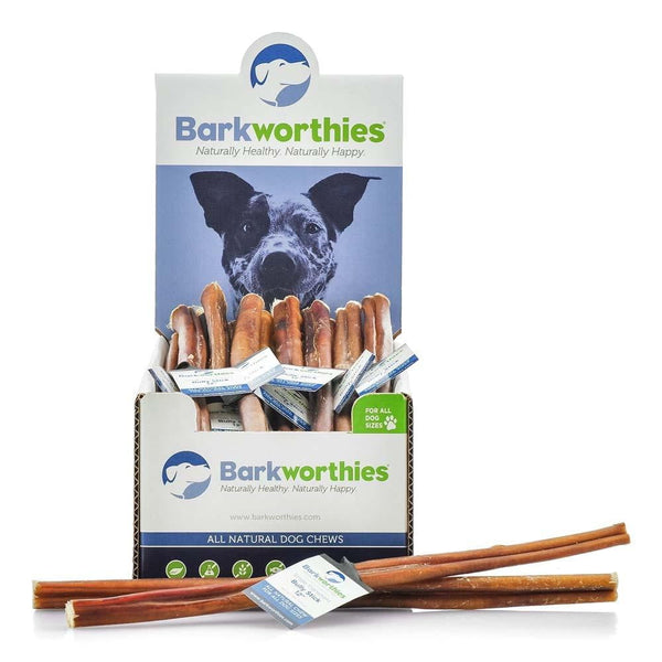Barkworthies Bully Stick - 12''   Sold As Whole Case Of: 35.