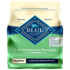 Blue Buffalo Dog Healthy Living Puppy Lamb Oat 6 Lbs.