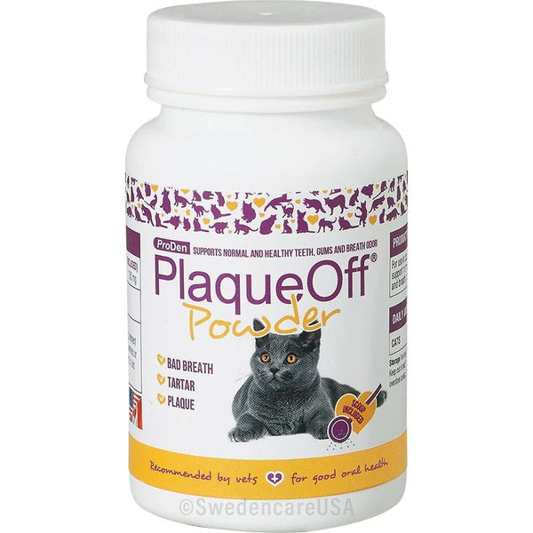 PRODEN PLAQUEOFF CAT 40 GRAMS.