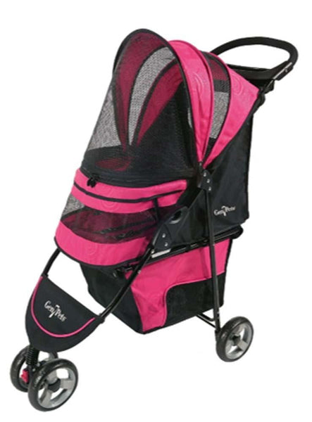 Gen7Pets Regal Plus Pet Stroller Raspberry Sorbet.