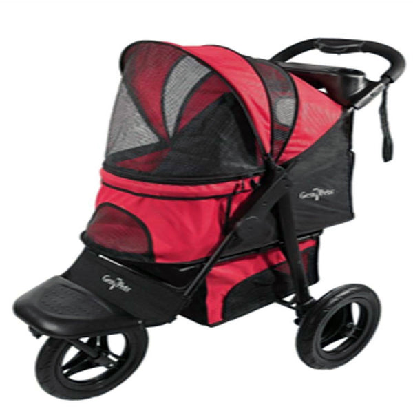 Gen7Pets Jogger Pet Stroller Pathfinder Red