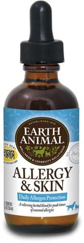 Earth Animal Itchy Skin Remedy 2 oz..