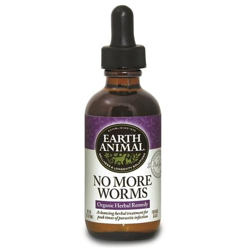 Earth Animal No More Worms 2oz..