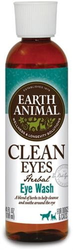 Earth Animal Clean Eyes Remedy for Dogs.