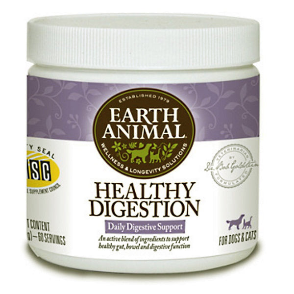 EARTH ANIMAL DOG HEALTHY WEIGHT 8OZ.