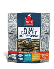 Plato Wild Caught Baltic Sprat  3 oz..