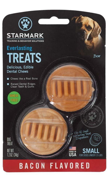 Starmark Everlasting Treat Bacon USA Small.