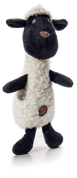 Charming Pet Scruffles Lamb Small Dog Toy - Leaderpetsupply.com