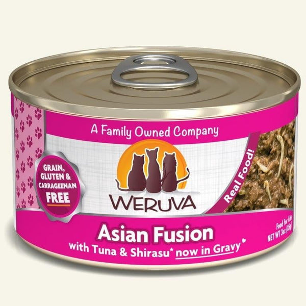 Weruva Cat Asian Fusion 3 Oz.  Case of 24 - Leaderpetsupply.com