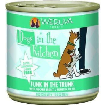 Dogs In the Kitchen Dog Funk In Trunk 10 Oz. Case of  24 (Case of  24).