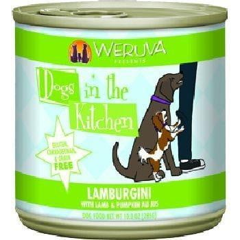 Dogs In the Kitchen Dog Lamburgini 10 Oz. Case of  24 (Case of  24).