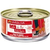 CATS IN THE KITCHEN TWO TU TANGO 6OZ.