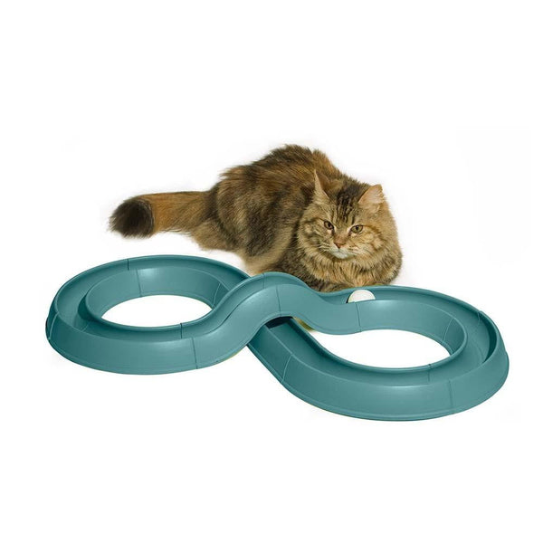 Bergan Turbo Track Cat Toy.