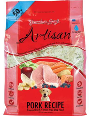 Grandma Lucys Dog  Artisian Grain Free Pork Trial  (Case of 6).