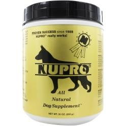 NuPro All Natural Supplements for Dogs 20 lbs..
