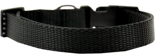 Plain Nylon Dog Collar.