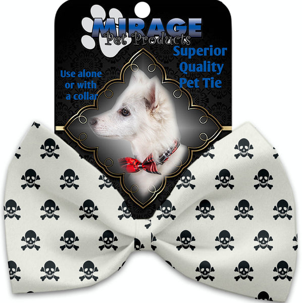 Pure Poison Pet Bow Tie Collar Accessory With Velcro.
