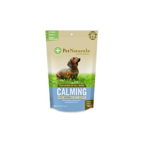 Pet Naturals Of Vermont Dog  Chewable Calm 30Ct