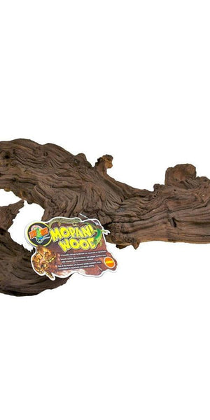 Zoo Med Mopani Wood Aquarium Tag Jumbo - Leaderpetsupply.com
