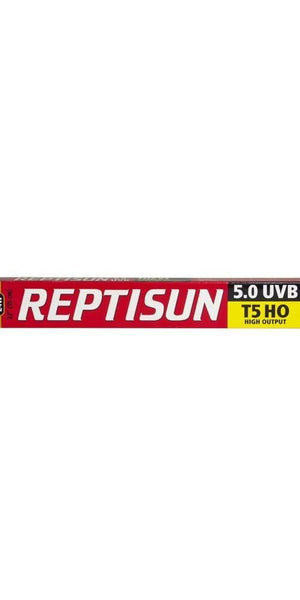 Zoo Med ReptiSun 5.0 UVB T5 HO High Output Lamp 24W 22in