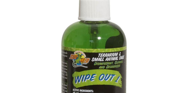 Zoo Med Wipe Out 1 4.25oz