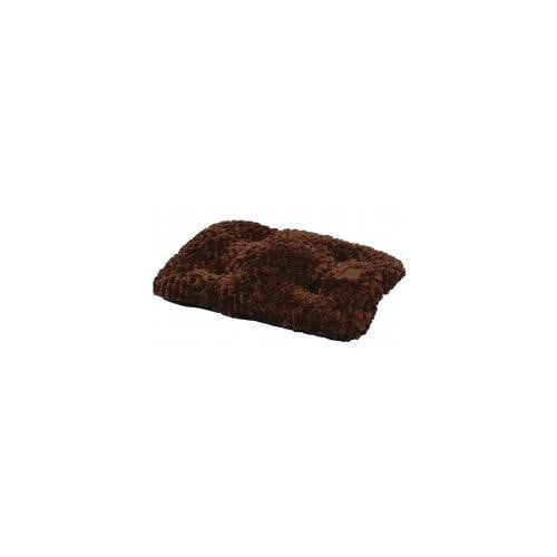 Petmate SnooZZy Plush Mat Brown X-Small
