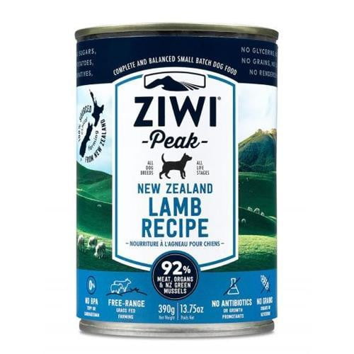 ZiwiPeak Dog Daily-Dog  Lamb  13.75oz.  (case of 12).