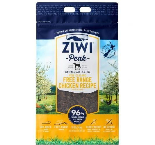 Ziwi Peak Dog Air-Dried- Free Range Chicken 5.5lbs