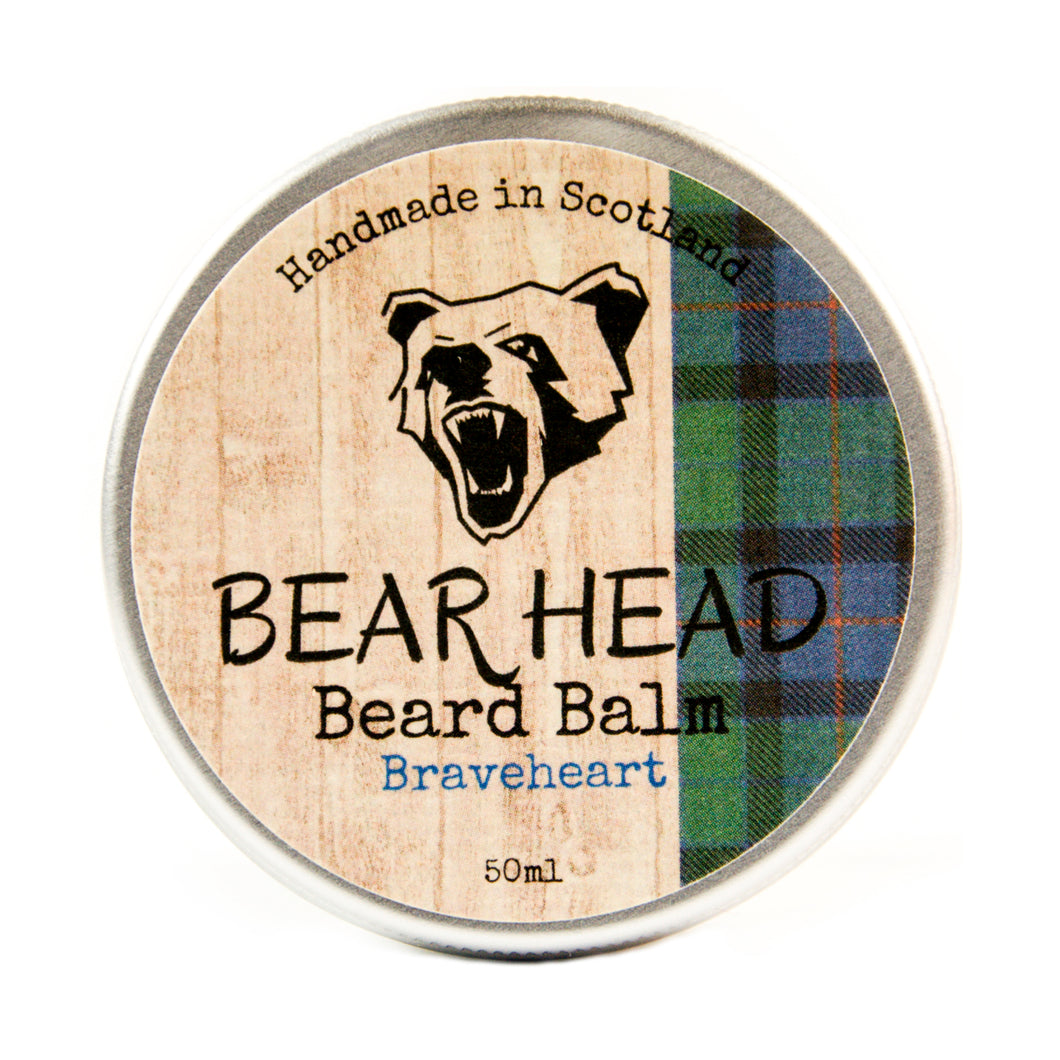 Braveheart Beard Balm - 50ml