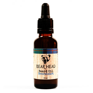 Braveheart Beard Oil - 30ml