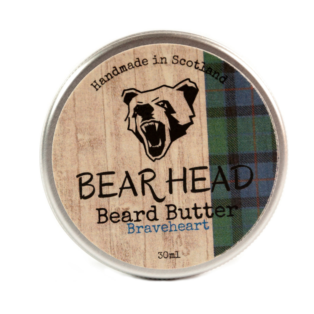 Braveheart Beard Butter - 30ml